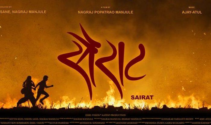 Sairat-An endearing tale ofromance