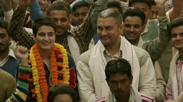 Dangal- of wars,ringside and beyond