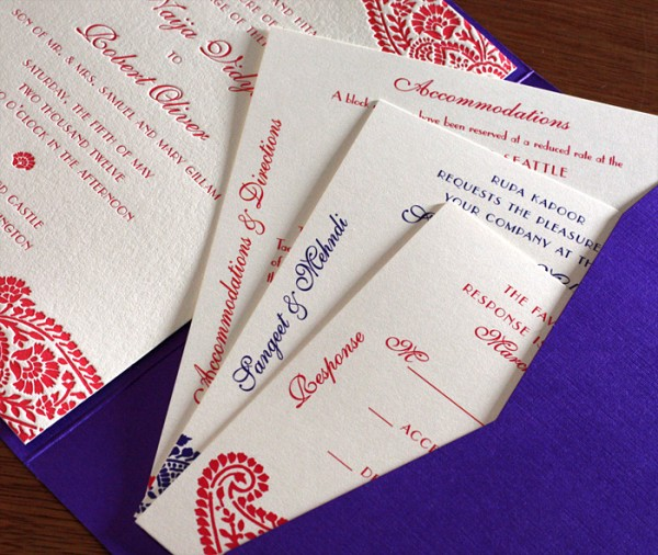 Ambushes in the name of wedding invitation