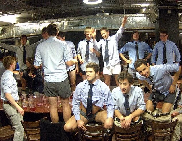 Men and their alcoholegos